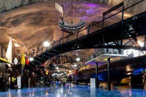 Lennusadama avamisega (2012, Koko arhitektid) hakkas muuseumidele külge jääma edu märk.