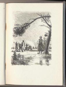 """""""Kohava ranna"""" illustratsioonid on teinud AloHoidre. Poeemi """"Talgud Lööne soos"""" lõpuosa sai tuntuks kui """"Saaremaa valss""""."""