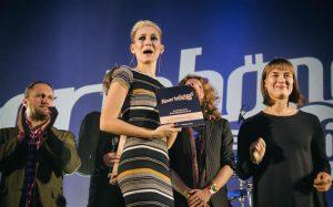 """Eksperimentaalset elektroonikat esitav Lepatriinu võttis noortebändide konkursilt kaasa kutse esineda """"Jazzkaarel""""."""