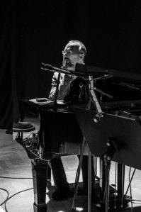Kõikidest esinejatest tundus kontserti enim nautivat Mart Siimer.