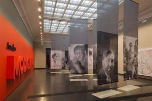 Vaade Ateneumi näitusele. Ungari pealinnal õnnestus Amedeo Modigliani näitusega pälvida suur rahvusvaheline tähelepanu,  loodetavasti läheb Helsingil samamoodi.