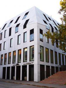 Aadressil Ülikooli tänav 14 asuv Lydia hotell on idee sünnihetkest avamiseni olnud tartlaste tähelepanu keskpunktis.