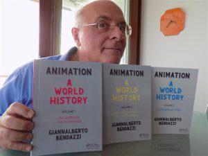 Giannalberto Bendazzi üritab oma raamatutes ära kaardistada kogu maailma animatsiooniajaloo ja hetkeseisu.