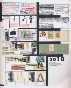 Grażka Lange illustratsioonid Jan Brezechwa lasteluule raamatule (2010). Neid on võrreldud näituse puhul publitseeritud kogumikus Henryk Tomaszewski omadega.