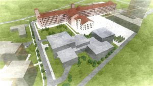 Tallinna filmilinnak on planeeritud Baltika endistesse tehasehoonetesse aadressil Kopli 35.
