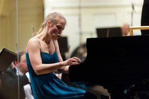 Pianistide konkursi Ipreemia võitnud Anna Szałucka tõestas, et on suurepärane Raveli mängija.
