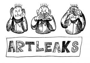 ArtLeaks on võtnud tsensuurijuhtumite paljastamise üheks südameasjaks.