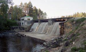 Tudulinna hüdroelektrijaam