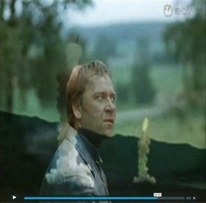 "Kaader Tanel Randeri videost ""1983"", 2012."