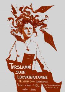 Plakati autor on Edgar Juhkov. http://www.juhkov.com/
