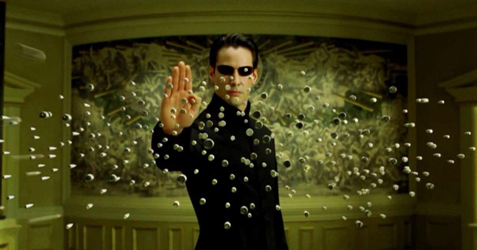"""HÕFF juubeldab: 20 aastat tagasi tuli välja """"Matrix"""""""